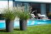 Geisha Container Pool - Material : Fiber Cement - Finish : Anthracite