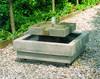 Escala Fountain(FT-36) - Material : Cast Stone - Finish : GreyStone