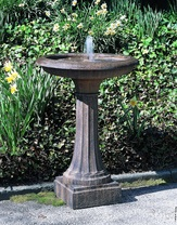 Longmeadow Fountain - Material : Cast Stone