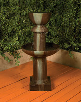 Ion Fountain - Material : GFRC - Finish : Popoli