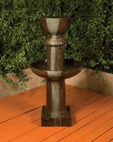 Ion Fountain - Material : GFRC - Finish : Popoli