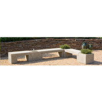 Modular Planter/Bench/Fountain System