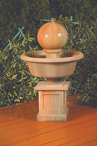 Marinus Fountain - Material : GFRC - Finish : Sierra