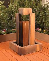 Rocket Fountain - Material : GFRC