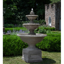 Fonthill Fountain(FT-271) - Material : Cast Stone - Finish : Alpine Stone