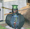 Rainflo Home  Rainwater Collection Tank