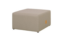 MONO Ottoman - Twitchell Leisuretex (taupe)