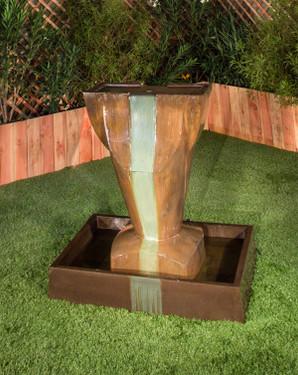 Colonial Fountain (GFRC in Celano finish)