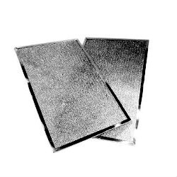 203369 - 20x12.5 - Pre Filter, NO SPRING CLIPS  (2 Pack)