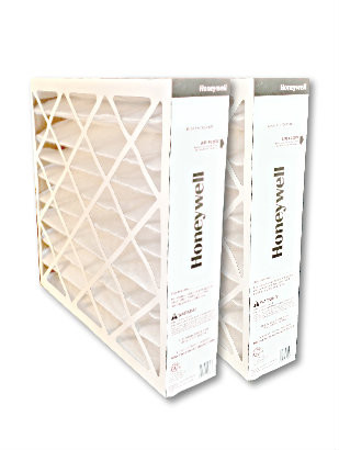 5 Pack 20 x 25 x 4 Merv 11 Honeywell Repl Filter