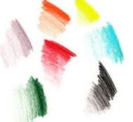 "Apple Pencil™ - 5"" Color or No. 2 Graphite"