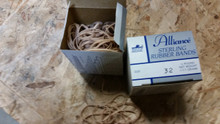 Alliance Rubber Bands Size 32, 10 Boxes