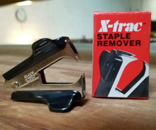 Staple Remover - X-trac #47077 - 1 Each - FREE SHIPPING!