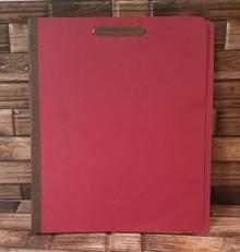 Classification or Central File Folders - 6-part (100 per box)