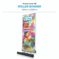 Roller Banner (850mm x 2100mm)