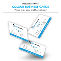 200 x Business Cards from £25 (inc. delivery)