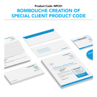 NPC01 - Bombouche Creation of Special client product code