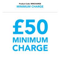 MINCHARGE - Minimum charge