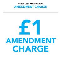 AMENCHARGE1 - Amendment Charge