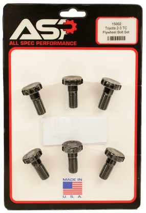 Toyota 2TC 3TC 2TG 3TG ARP Flywheel Bolt Kit