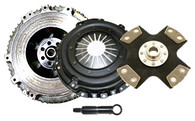 Hyundai Genesis Coupe 2.0T Stage 5 Clutch Kit 4 Pad Solid Competition Clutch