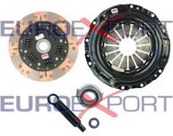 Honda Acura B16 B18 B20 Stage 3 Clutch Kit Full Face Organic Competition Clutch 8026-2600