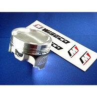 Opel / Vauxhall X16XE Corsa & various 1.6L 16V High Compression Forged Piston Set - KE161M80