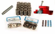 Valve Spring & Retainer Kit, Valve Spring Compressor, and Valve Seal Pusher
