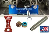 Honda Acura B18C B16A Valve Spring Compressor, Cam Lock, Pusher, and Valve Seal Kit