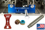 Honda Acura B18C B16A Valve Spring Compressor, Cam Lock, Pusher, and Valve Seal Kit