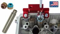 Honda Acura K24 K20 Valve Spring Compressor, Pusher, and Valve Seal Kit