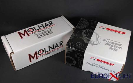 Honda K20 Piston and Rod Set - Wiseco Molnar