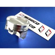 Wiseco Mirage 1.8L 4G93 Turbo Custom Piston Set 9:1