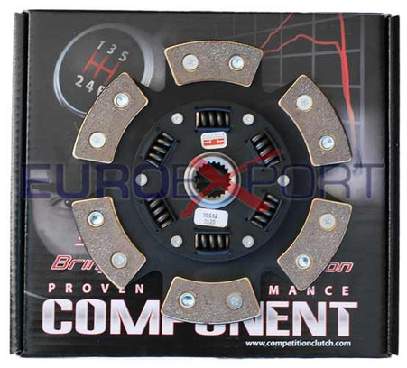 Toyota 3TC 1.8 with 22R Celica Transmission Center 6 Puck Sprung