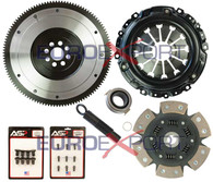 Honda K20 Competition Clutch Lightweight Steel Flywheel + Stage 4 Clutch Kit