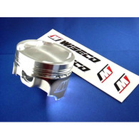 BMW S50B32 3.2L 24V Turbo Forged Piston Set - KE123M87