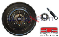 Mazda RX7 13B Turbo 184mm Competition Clutch Twin Disc Clutch Kit 4-10072-C