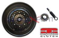 Mazda RX7 13B Turbo 184mm Competition Clutch Twin Disc Clutch Kit 4-10072-C
