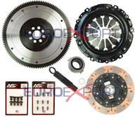 Honda K20 Competition Clutch Lightweight Steel Flywheel + Stage 3 Clutch Kit