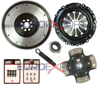 Honda K20 Competition Clutch Lightweight Steel Flywheel + Stage 5 Clutch Kit