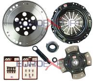 Honda B16 B18 B20 Competition Clutch Lightweight Steel Flywheel + Stage 5 Clutch Kit