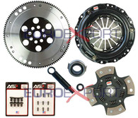Honda B16 B18 B20 Competition Clutch Lightweight Steel Flywheel + Stage 5 Clutch Kit