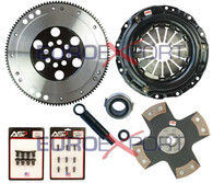 Honda B16 B18 B20 Competition Clutch Lightweight Steel Flywheel + Stage 5 Clutch Kit 1