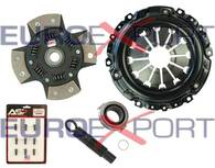 Honda Acura K20 K24 Stage 5 Clutch Kit 4 Pad Sprung Disc Competition Clutch
