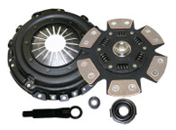 Toyota 2RZ-FE Stage 4 Clutch Kit 4 Pad Sprung Competition Clutch