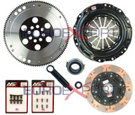 Honda B16 B18 B20 Competition Clutch Lightweight Steel Flywheel + Stage 3 Clutch Kit