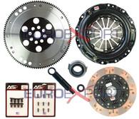 Honda B16 B18 B20 Competition Clutch Lightweight Steel Flywheel + Stage 3 Clutch Kit