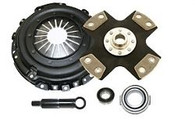 Toyota 3RZ-FE Stage 5 Clutch Kit 4 Pad Solid Competition Clutch 16070-0420