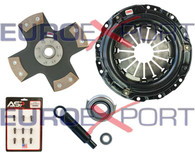 Honda Acura B16 B18 B20 Stage 5 Clutch Kit 4 Pad Solid Competition Clutch