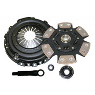 Toyota 3RZ-FE Stage 4 Clutch Kit 6 Pad Solid Competition Clutch